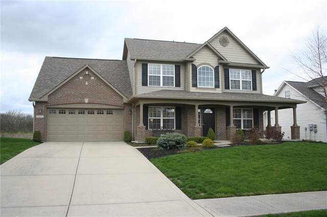 1216 Stellar Drive, Franklin, IN 46131 (MLS #21703936) :: Mike Price Realty Team - RE/MAX Centerstone
