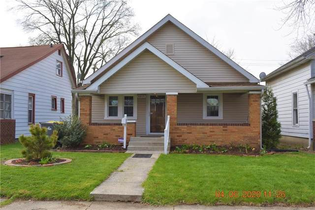 4215 E 11th Street, Indianapolis, IN 46201 (MLS #21703938) :: Mike Price Realty Team - RE/MAX Centerstone