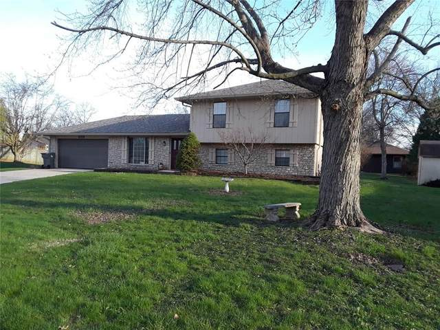 809 Corkwood Court, Indianapolis, IN 46227 (MLS #21703941) :: Heard Real Estate Team | eXp Realty, LLC