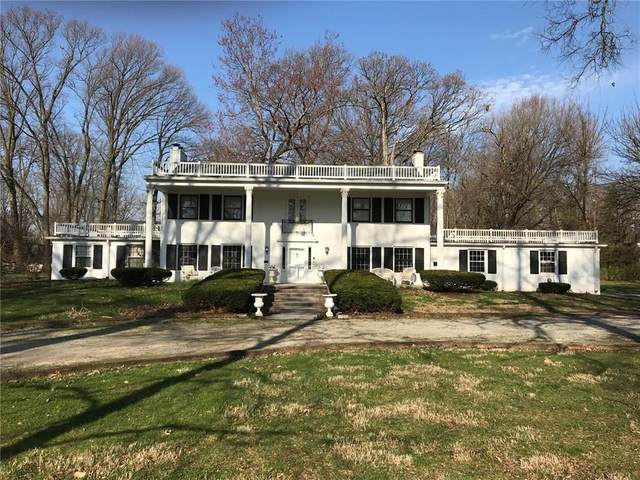 8020 N Meridian Street, Indianapolis, IN 46260 (MLS #21703942) :: Mike Price Realty Team - RE/MAX Centerstone