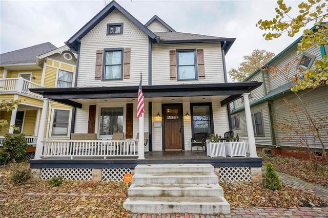 2405 N Pennsylvania Street, Indianapolis, IN 46205 (MLS #21703971) :: Anthony Robinson & AMR Real Estate Group LLC