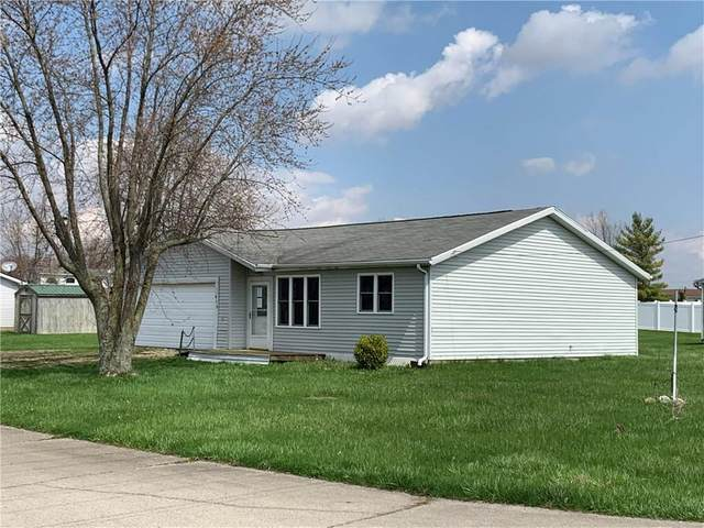 519 Illinois Street, Parker City, IN 47368 (MLS #21704003) :: The ORR Home Selling Team