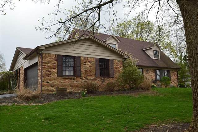 7421 Steinmeier Drive, Indianapolis, IN 46250 (MLS #21704016) :: The Indy Property Source