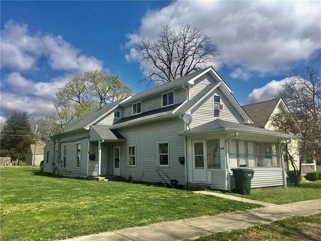 216 E Lincoln Street, Greenfield, IN 46140 (MLS #21704046) :: Anthony Robinson & AMR Real Estate Group LLC