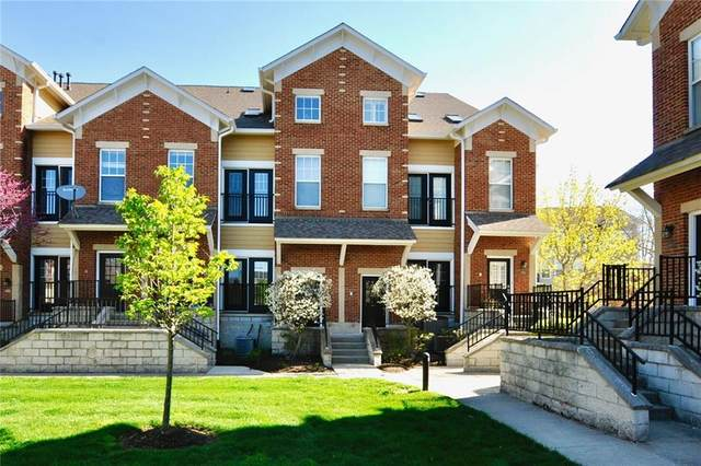 1121 Reserve Way, Indianapolis, IN 46220 (MLS #21704048) :: The ORR Home Selling Team