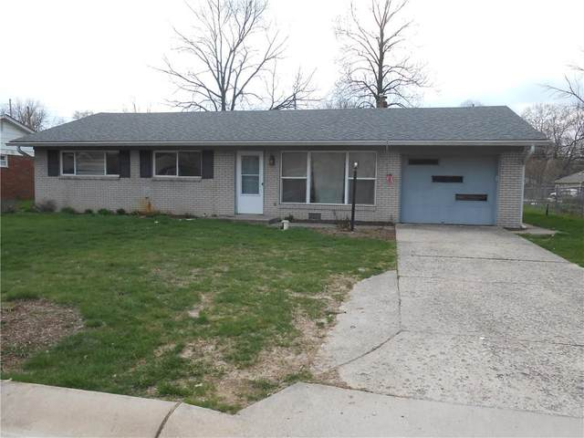 10916 College Place Drive, Indianapolis, IN 46280 (MLS #21704084) :: David Brenton's Team