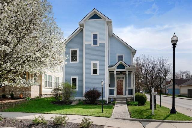 2301 N Talbott Street, Indianapolis, IN 46205 (MLS #21704114) :: Heard Real Estate Team | eXp Realty, LLC