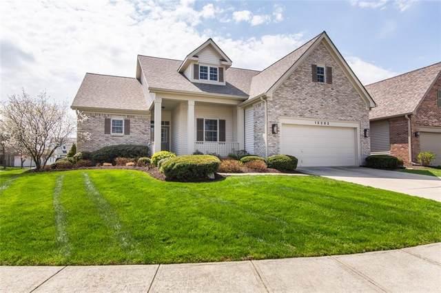 15282 Seneca Circle, Westfield, IN 46074 (MLS #21704139) :: The ORR Home Selling Team