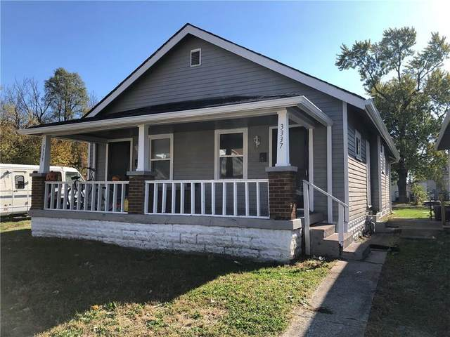 3337 E Robson Street, Indianapolis, IN 46201 (MLS #21704193) :: AR/haus Group Realty