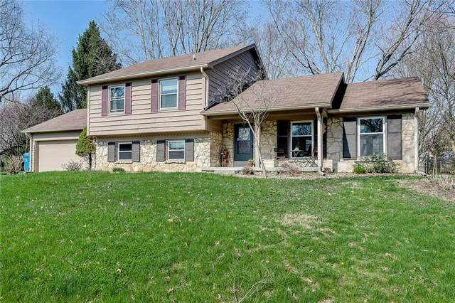 11214 Green Street, Carmel, IN 46033 (MLS #21704234) :: The Indy Property Source