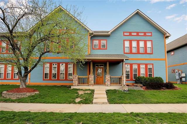 1635 N College Avenue #3, Indianapolis, IN 46202 (MLS #21704245) :: Your Journey Team