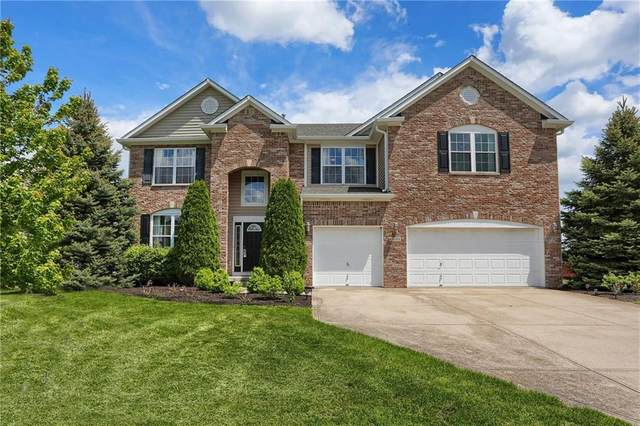 13225 Camillo Court, Carmel, IN 46074 (MLS #21704259) :: The Indy Property Source