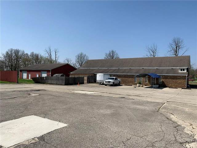 1945 Anderson Frankton Road, Anderson, IN 46011 (MLS #21704290) :: The Indy Property Source