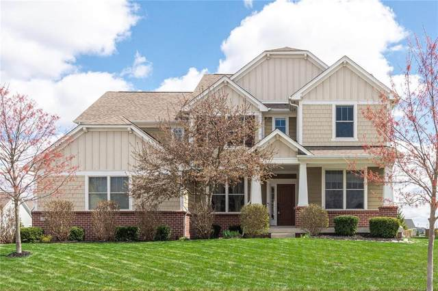 10249 Normandy Way, Fishers, IN 46040 (MLS #21704301) :: Mike Price Realty Team - RE/MAX Centerstone