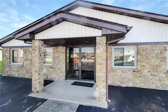 180 Robert Curry Drive, Martinsville, IN 46151 (MLS #21704308) :: The Indy Property Source