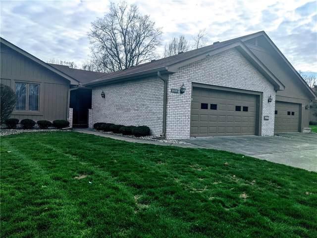 3539 Woodglen Way, Anderson, IN 46011 (MLS #21704338) :: The ORR Home Selling Team