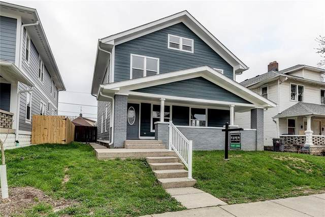 831 Lincoln Street, Indianapolis, IN 46203 (MLS #21704349) :: Anthony Robinson & AMR Real Estate Group LLC