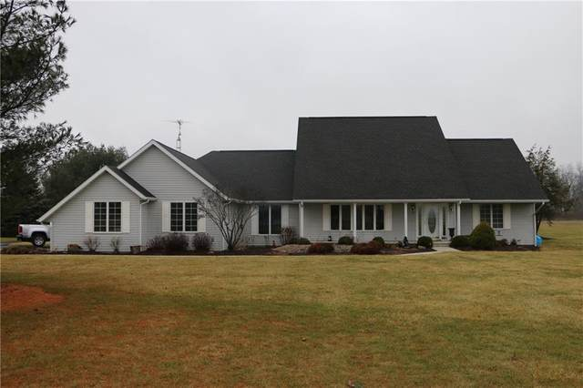 521 S County Road 600 W, Yorktown, IN 47396 (MLS #21704359) :: The ORR Home Selling Team