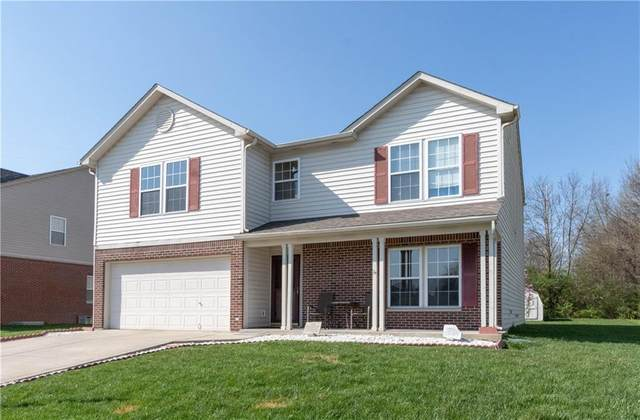 4528 Valley Trace Drive, Indianapolis, IN 46237 (MLS #21704366) :: AR/haus Group Realty