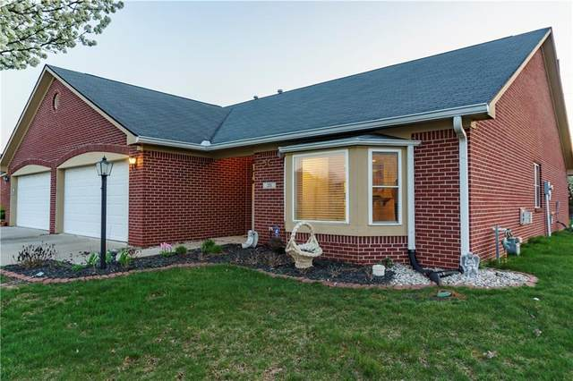 274 Waterford Court, Avon, IN 46123 (MLS #21704371) :: The ORR Home Selling Team