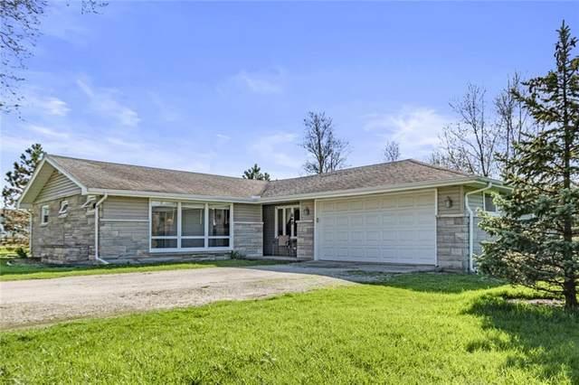 8909 N Lakewood Drive, Muncie, IN 47303 (MLS #21704389) :: The ORR Home Selling Team