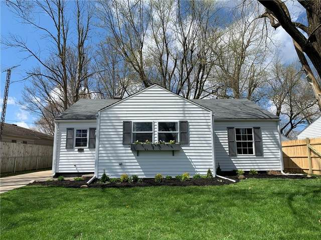 2611 S Tacoma Avenue S, Muncie, IN 47302 (MLS #21704401) :: The ORR Home Selling Team