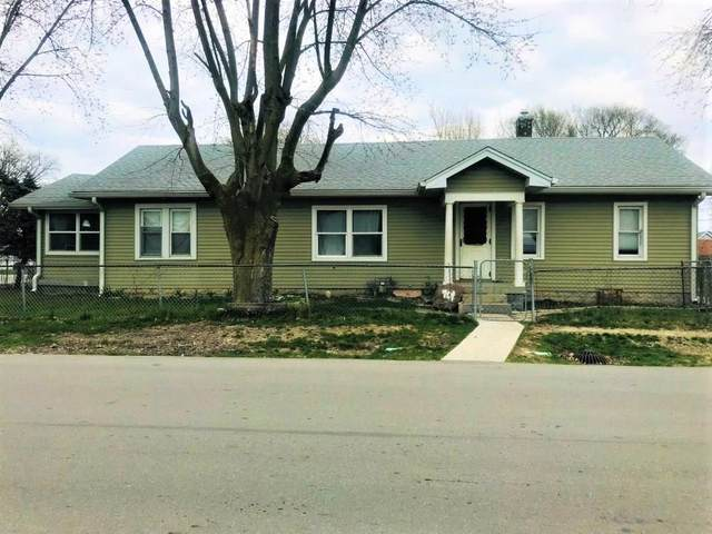 701 Bacon Street, Indianapolis, IN 46227 (MLS #21704443) :: The Indy Property Source