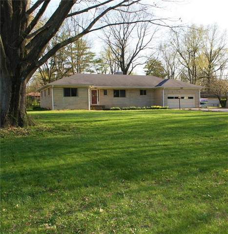 4845 Kessler Boulevard East Drive, Indianapolis, IN 46220 (MLS #21704448) :: The Indy Property Source