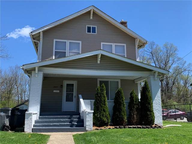 3527 Evergreen Avenue, Indianapolis, IN 46205 (MLS #21704476) :: The Indy Property Source