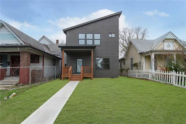 1134 Laurel Street, Indianapolis, IN 46203 (MLS #21704717) :: Heard Real Estate Team | eXp Realty, LLC