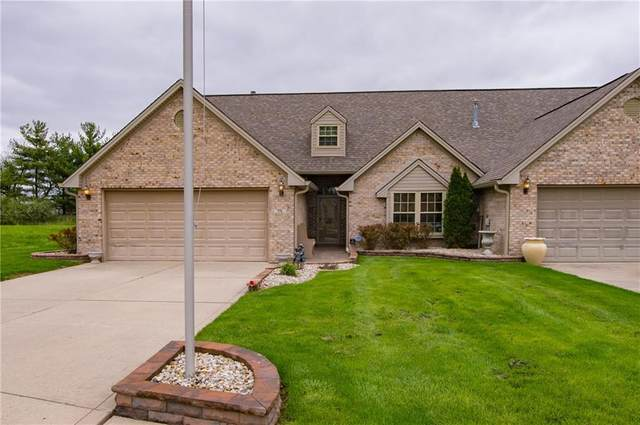 771 Paris Drive, Franklin, IN 46131 (MLS #21704749) :: Mike Price Realty Team - RE/MAX Centerstone