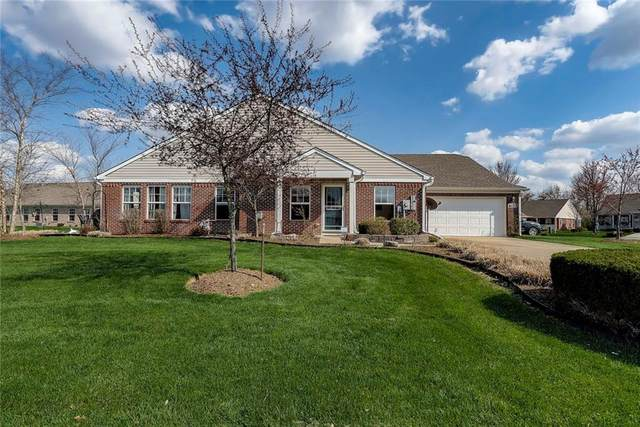 6177 Oakmont Circle, Indianapolis, IN 46234 (MLS #21704776) :: AR/haus Group Realty