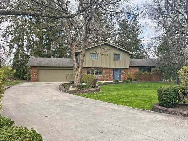 538 Edgewood Drive, New Castle, IN 47362 (MLS #21704824) :: Anthony Robinson & AMR Real Estate Group LLC