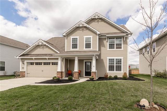 12644 Amber Star Drive, Noblesville, IN 46060 (MLS #21704837) :: Anthony Robinson & AMR Real Estate Group LLC