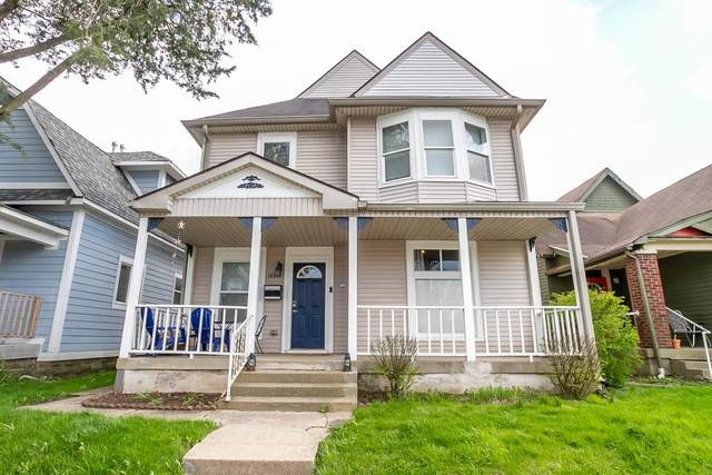 743 Terrace Avenue, Indianapolis, IN 46203 (MLS #21704889) :: Mike Price Realty Team - RE/MAX Centerstone
