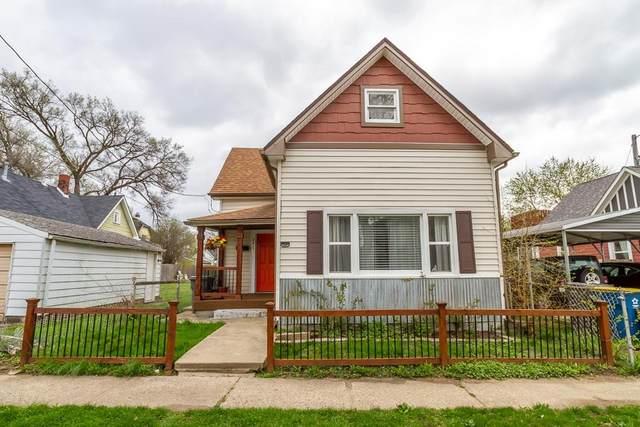 1437 Kennington Street, Indianapolis, IN 46225 (MLS #21704957) :: AR/haus Group Realty