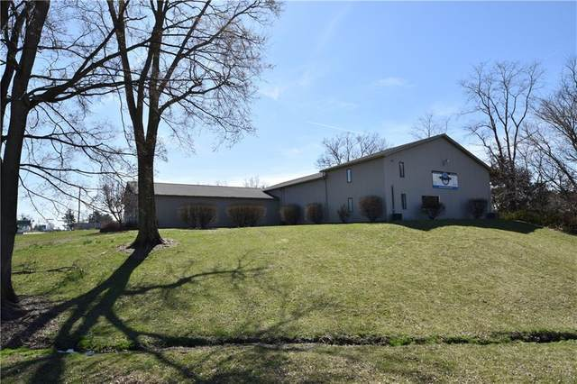 225 Mulberry Street, Seymour, IN 47274 (MLS #21704971) :: Mike Price Realty Team - RE/MAX Centerstone