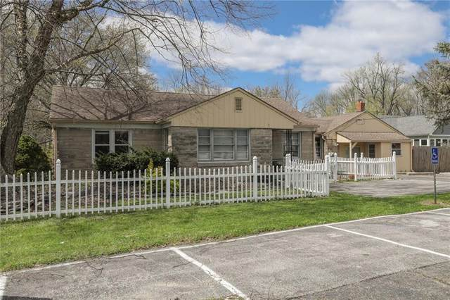 7478 Madison Avenue, Indianapolis, IN 46227 (MLS #21704978) :: AR/haus Group Realty