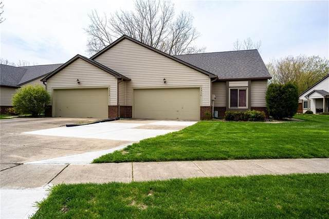 5314 Cotton Bay Drive W, Indianapolis, IN 46254 (MLS #21705107) :: Heard Real Estate Team | eXp Realty, LLC