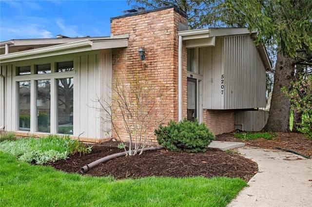 5207 Brief Run, Indianapolis, IN 46226 (MLS #21705144) :: Heard Real Estate Team | eXp Realty, LLC