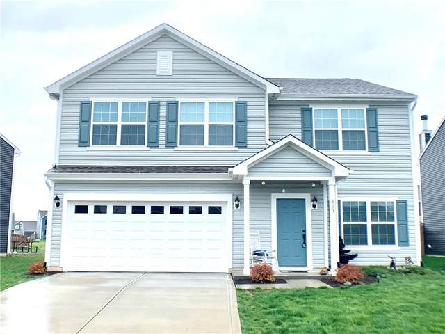 803 Starflower Trace, Greenwood, IN 46143 (MLS #21705161) :: Anthony Robinson & AMR Real Estate Group LLC