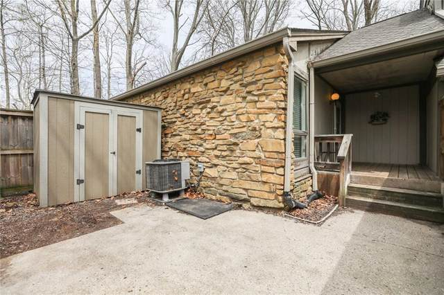 4201 Woodsage Trace, Indianapolis, IN 46237 (MLS #21705173) :: The Indy Property Source