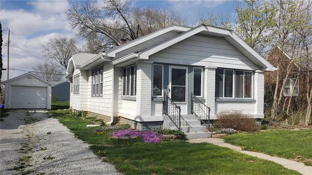 206 W 37th Street, Anderson, IN 46013 (MLS #21705194) :: Anthony Robinson & AMR Real Estate Group LLC