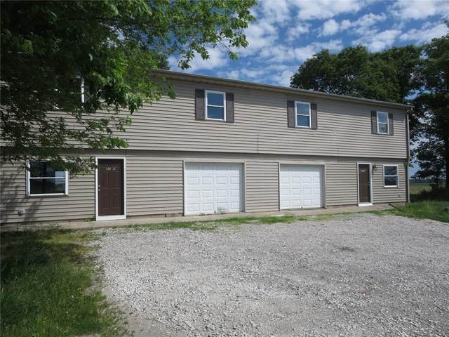 2147 Sr 47 N, Crawfordsville, IN 47933 (MLS #21705219) :: The Indy Property Source