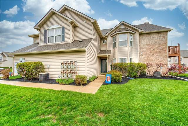 431 Villa Meadows Drive #196, Avon, IN 46123 (MLS #21705267) :: The ORR Home Selling Team