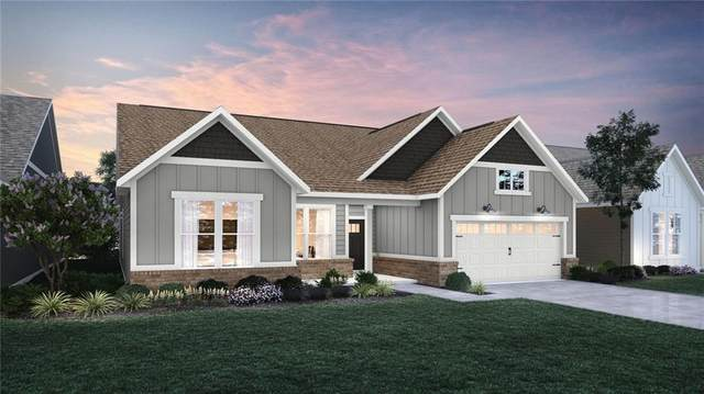 19485 Sumrall Place, Westfield, IN 46074 (MLS #21705308) :: The Evelo Team