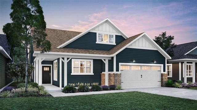 19615 Mcdonald Place, Westfield, IN 46074 (MLS #21705319) :: The Evelo Team