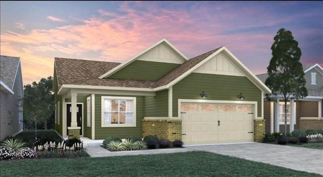 19564 Sumrall Place, Westfield, IN 46074 (MLS #21705324) :: The Evelo Team