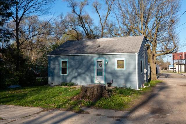1016 N Alton Avenue, Indianapolis, IN 46222 (MLS #21705325) :: The Indy Property Source