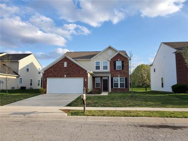 7645 Thorney Wood Drive, Indianapolis, IN 46239 (MLS #21705328) :: AR/haus Group Realty